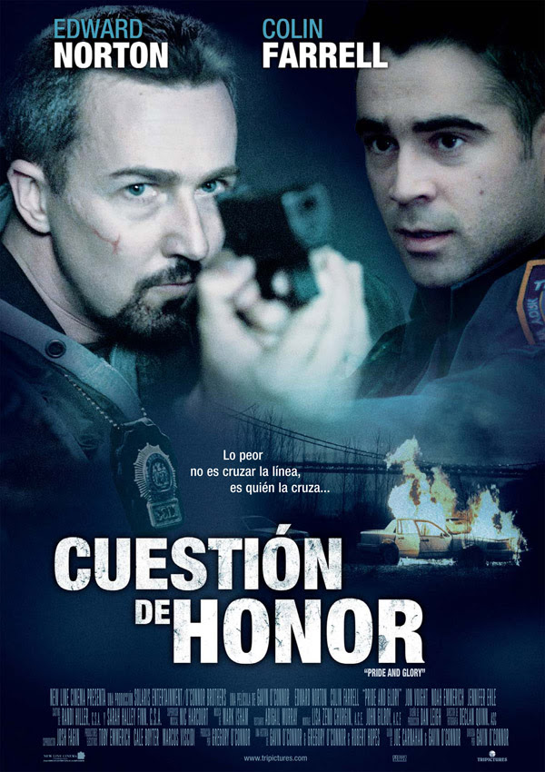 Cuestion de honor (Gavin O'Connor, 2.008)