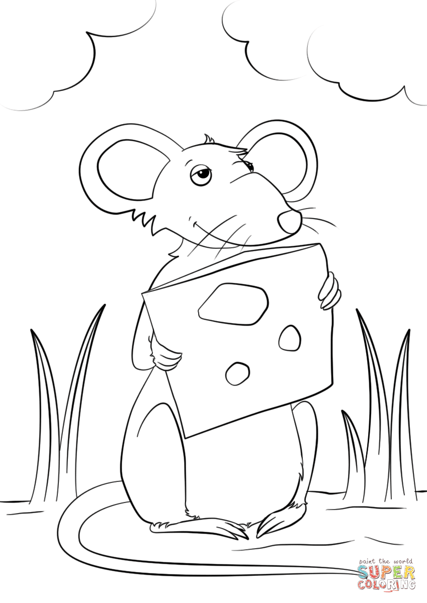 cartoon rockchuck coloring pages - photo#2
