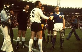 Beckenbauer e Brasch