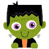 Frankenstein Clipart Cute