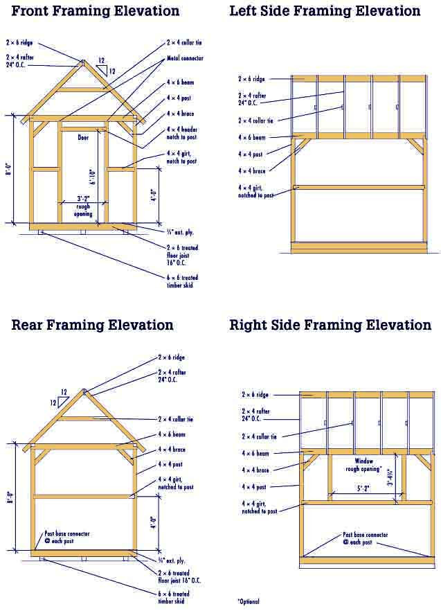 April 2017 shed plans with loft storage shed plans free 8x10 solutioingenieria Choice Image