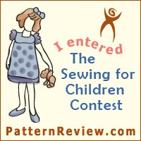 2016 Sewing for Children Contest