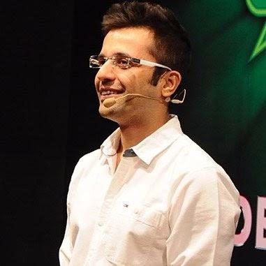 संदीप माहेश्वरी का जीवन परिचय  success story of sandeep maheshwari in hindi