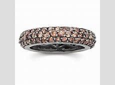 Pin by Kathleen Mezgar on choclate diamonds   Diamond wedding sets, Wedding jewelry, Diamond