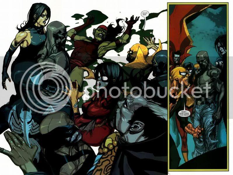 Avengers e uma reviravolta?