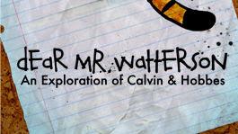 Dear Mr. Watterson | filmes-netflix.blogspot.com.br