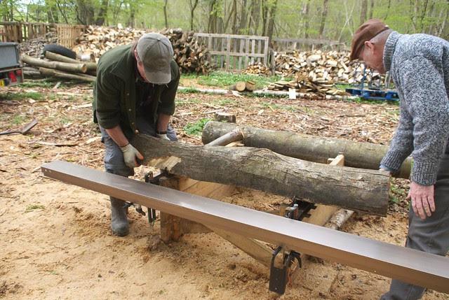 DSC_3918 Logosol sawmill