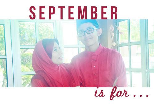 september is for