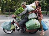 Foto-Foto Unik dan Lucu dari Vietnam