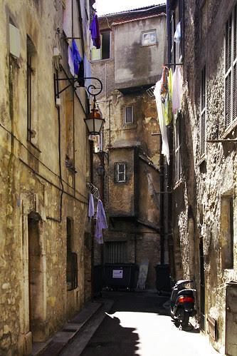 beautiful ugly street
