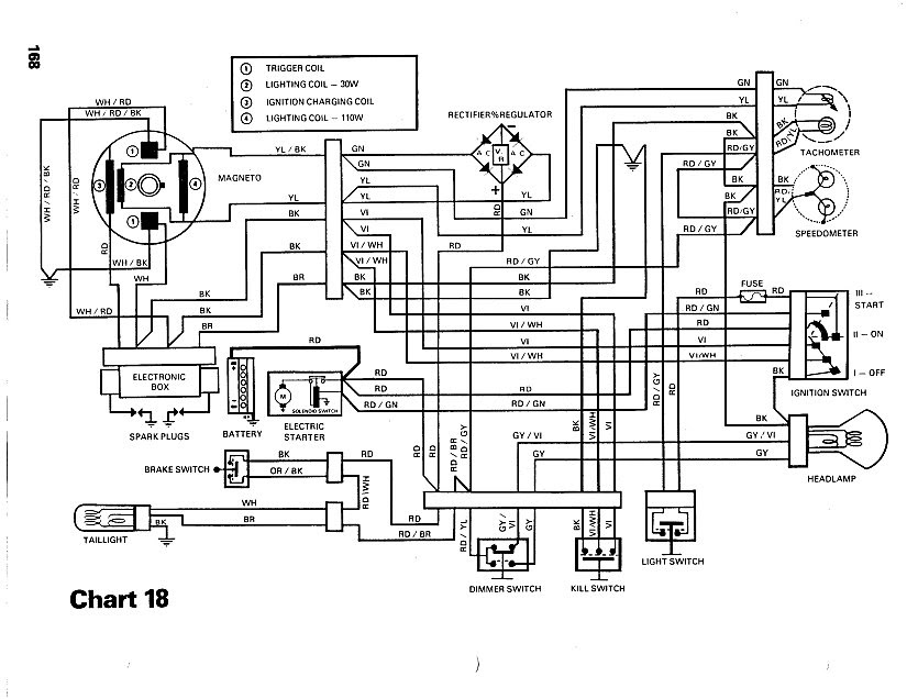 Sea Fire Wiring Diagram
