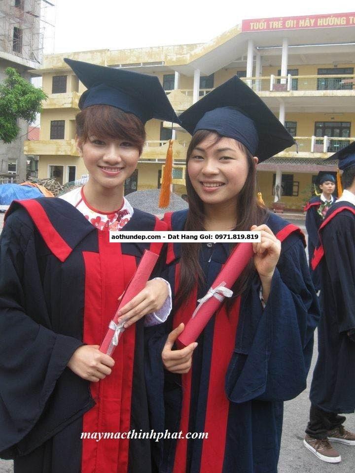 bán lễ phục tốt nghiệp