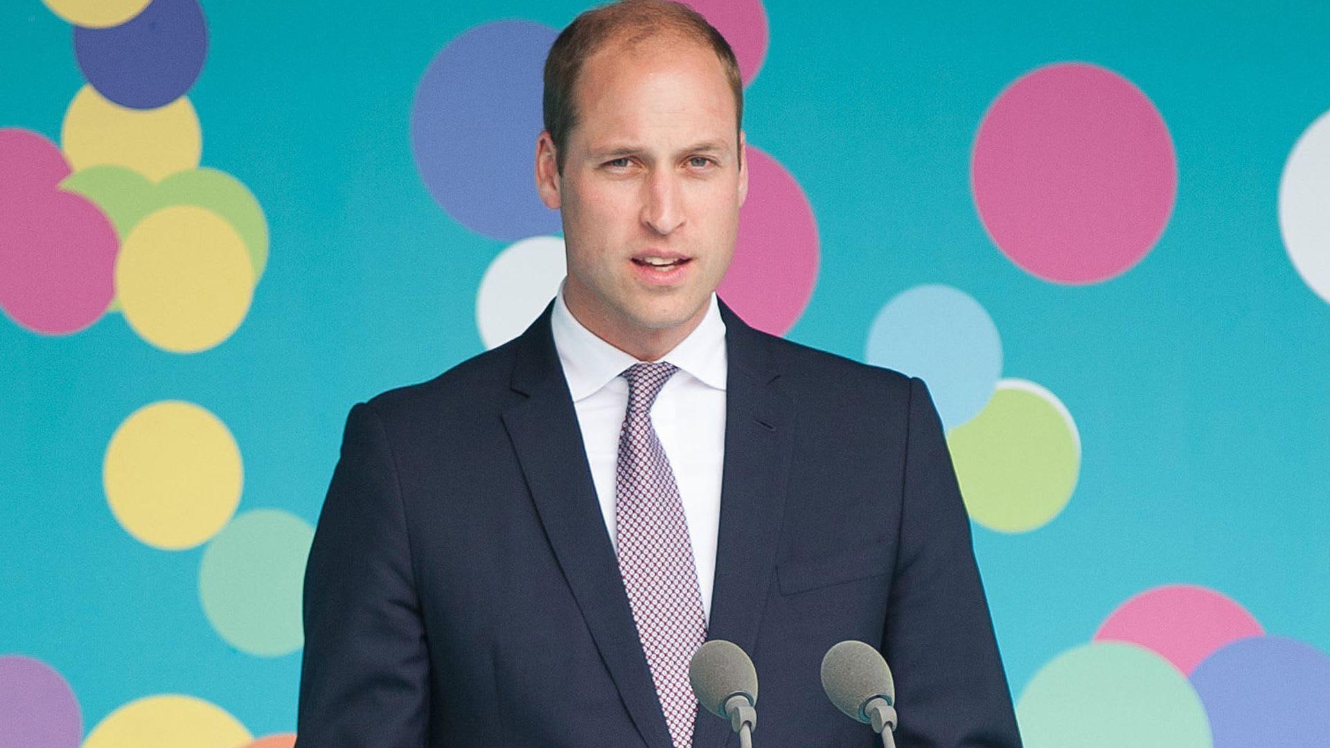 Principe William torna-se o primeiro membro da família real britânica a posar para capa de revista LGBTQA!
