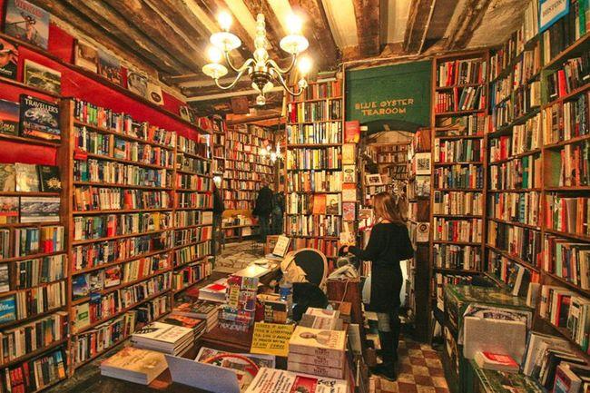 paris libreria