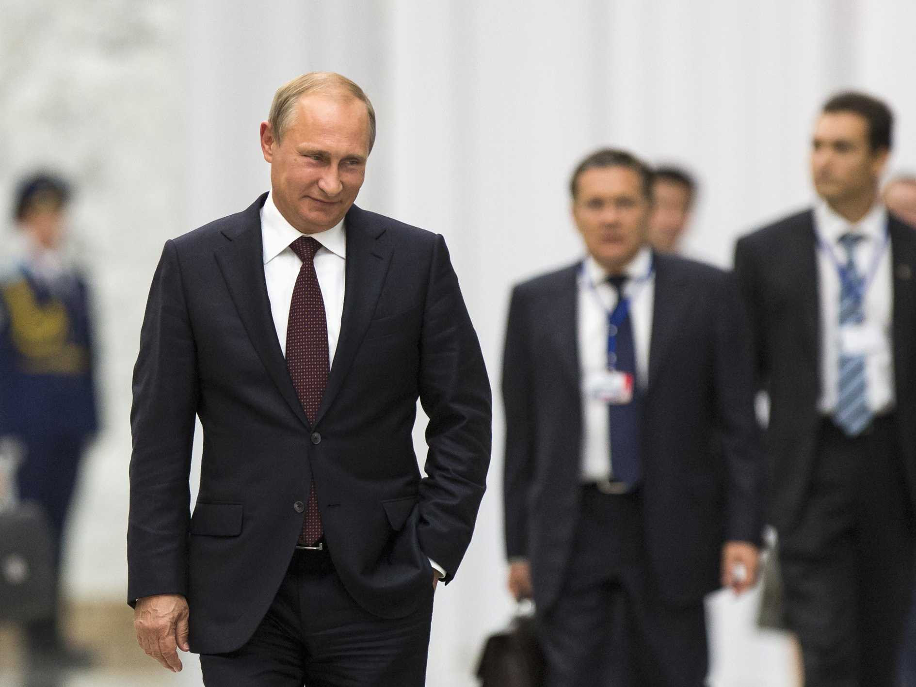 Putin Wants Statehood For Southeastern Ukraine