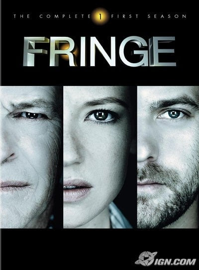 FRINGE season 1 on DVD