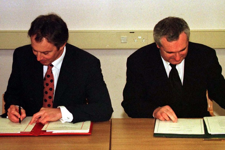Image result for good friday agreement
