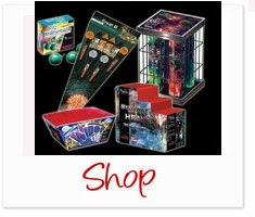 Feuerwerkskörper kaufen im Feuerwerk Shop, Onlineshop für Silvester und das ganze Jahr über Feuerwerk bestellen zu günstigen Preisen mit Versand