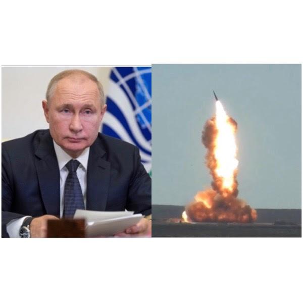 Breaking: Russia Unleashes New Top-secret 'satellite Killer' Missile ( Photos)