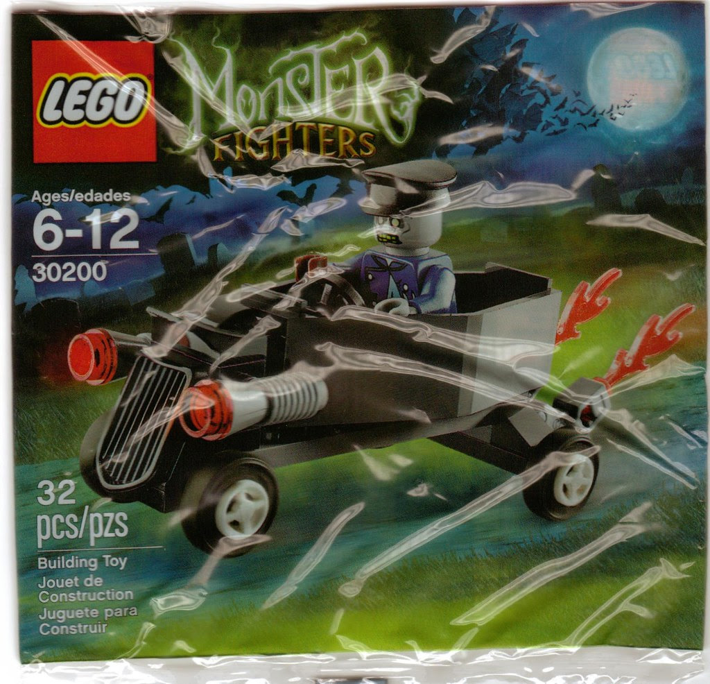 LEGO Monster Fighters 30200 - Coffin Car