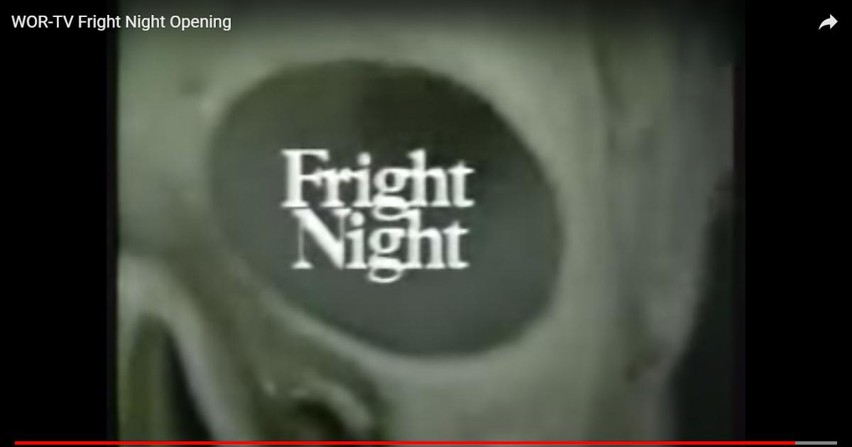 Observation Deck: Fright Night