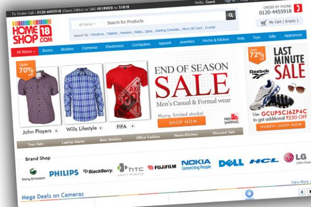 Top 10 online shopping sites in india offering best price for Best online store websites