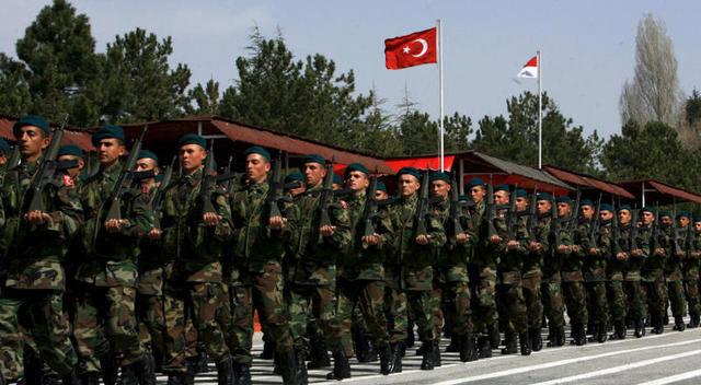 STRATFOR: Τουρκία, ένοπλες δυνάμεις, κρίση ηθικού… και οικονομική