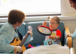 Discovering The Healing Powers Of Music And Music Therapy ...