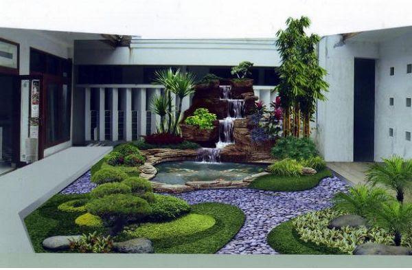 7700 Koleksi Gambar Rumah Mewah Yang Ada Tamannya Gratis Terbaik