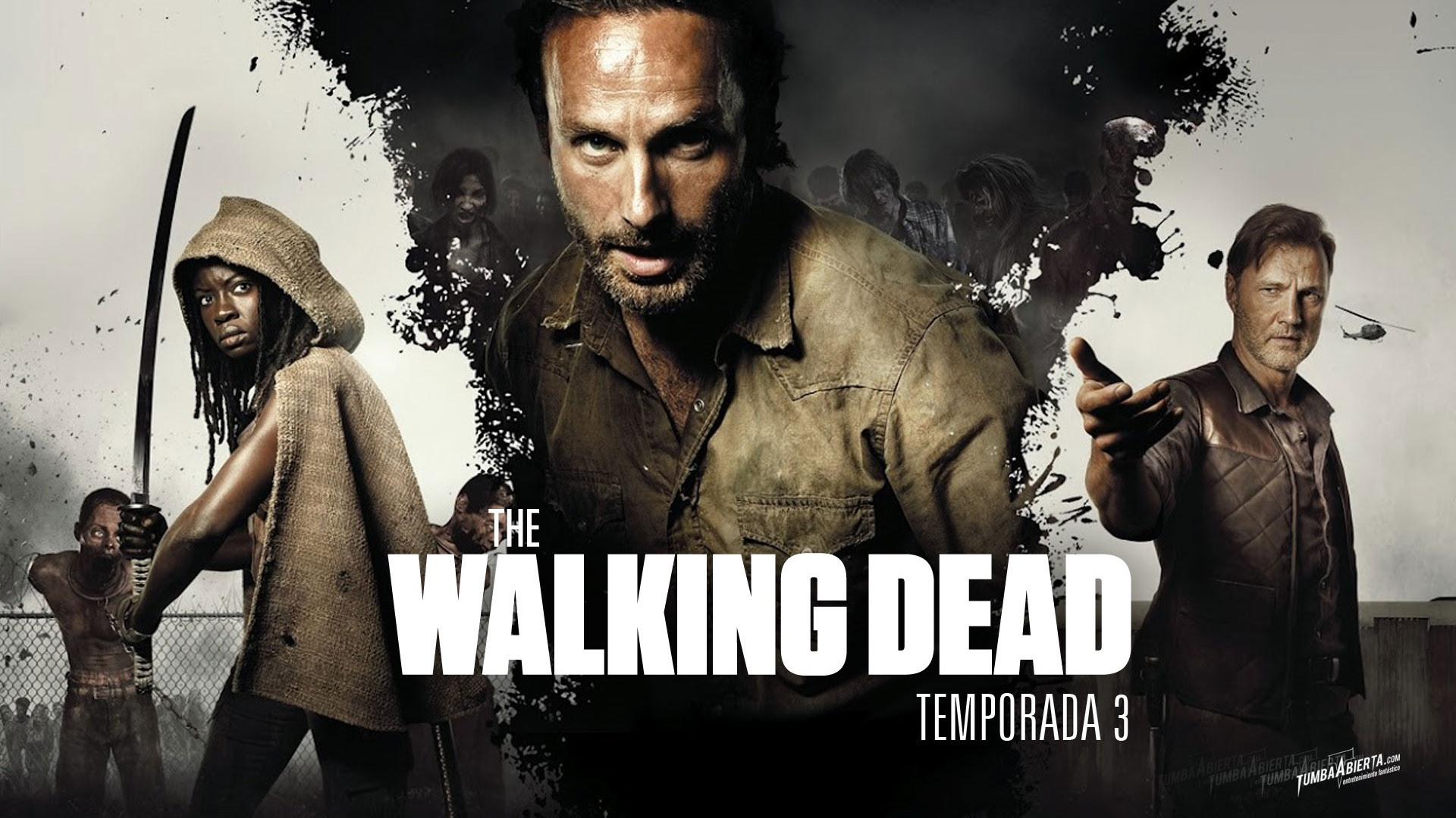 The Walking Dead Hd Wallpapers 15 1920x1080 Wallpaper Download