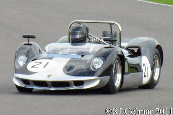 McLaren Elva Mark I, Goodwood Revival