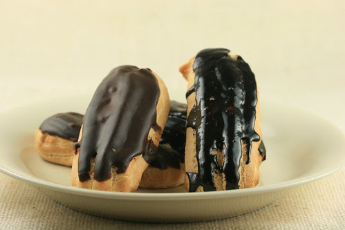 Eclairs - New School of Cooking