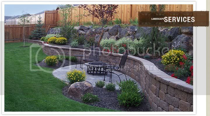 Small Backyard Retaining Wall Ideas
