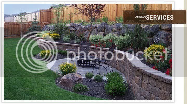 Patio ideas for backyard plants