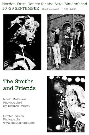 Stephen Wright: The Smiths and Friends