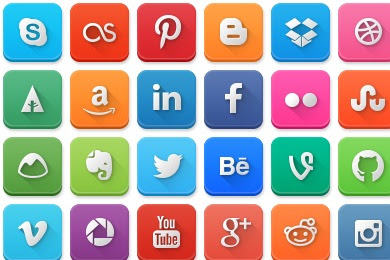 The Top 10 most popular social networking sites