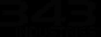 English: 343 Industries Logo