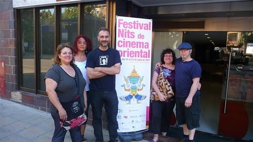 El BEC a les nits orientals de Vic. juliol 2011 by BEC (barcelona espai de cinema)