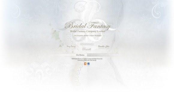 Wedding Website:Bridal Fantasy