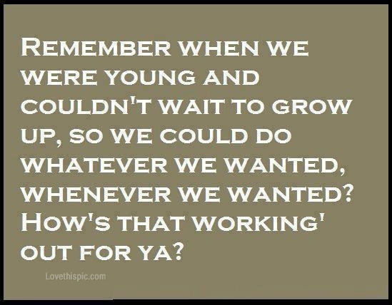 100 Really Powerful When I Was Young Quote Paulcong