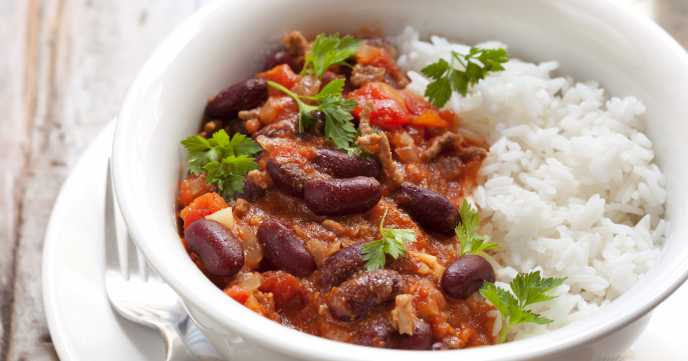 Spicy Turkey Mince Chili Recipe - Weight Loss Resources