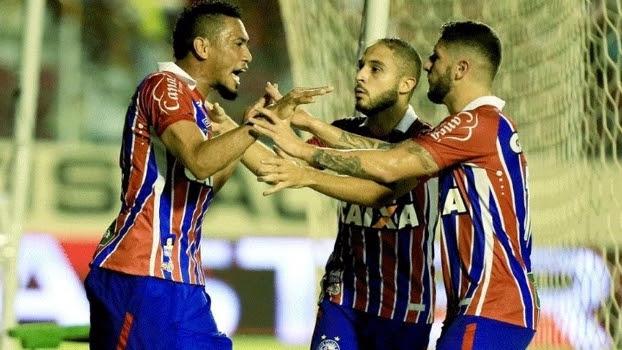 Após ser criticado por cavadinha, Hernane Brocador voltou a marcar um gol de pênalti