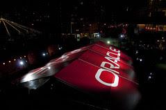 Oracle OpenWorld & JavaOne + Develop 2010, Howard Street Tents