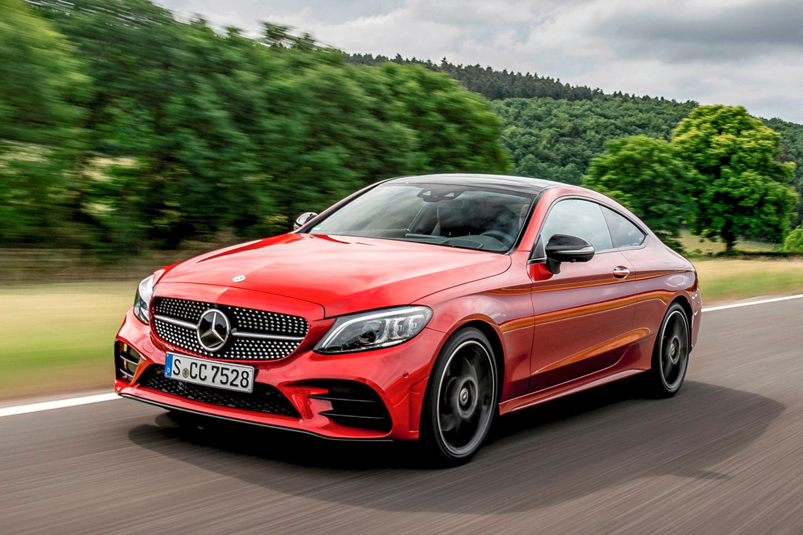 2020 Mercedes-Benz C-Class Coupe Review, Trims, Specs and ...
