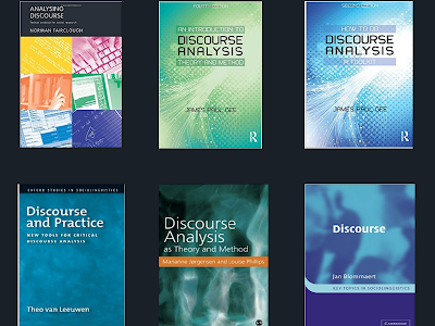 Discourse Analysis: 14 Seminal Books for Research Students
