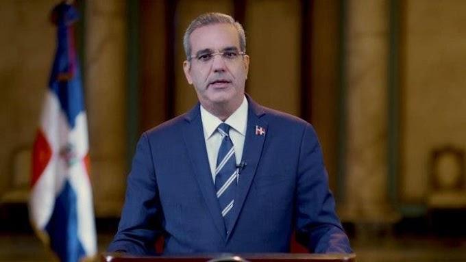 EN VIVO: PRESIDENTE ABINADER HABLA AL PAÍS