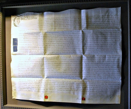 Indenture Papers