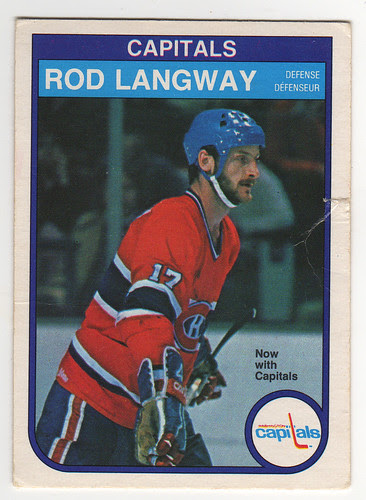 Rod Langway 8283 - front