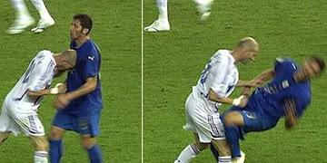 [Fakta] Tandukan Zidane