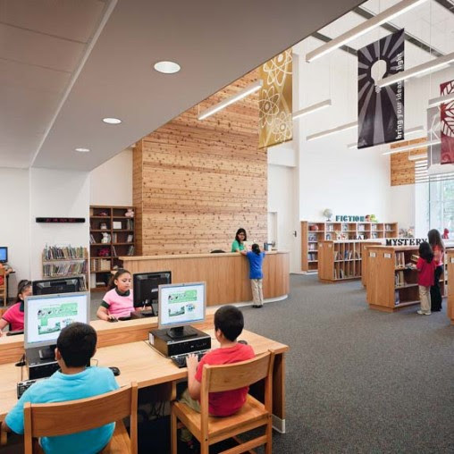 James Berry Elementary School Projects Gensler